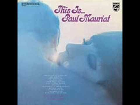 Paul Mauriat - Le piano sur la vague