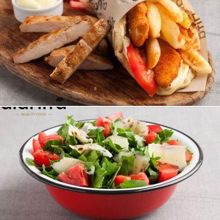 Καλό Μεσημέρι με χαμόγελα καλό Φαγητό και ποτό από την Ομάδα μας. Η λύση είναι μία.. A La Pita  Τηλέφωνα παραγγελιών: Νίκαια Κουταΐση 31 2104905013 Κερατσίνι  Π.Τσαλδάρη 96 2104001371 #keratsini #nikaia #salates #souvlaki #patates #kalamaki