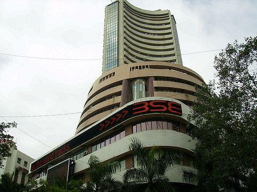 Bombay Stock Exchange - Mumbai Stock Exchange #sharemarket