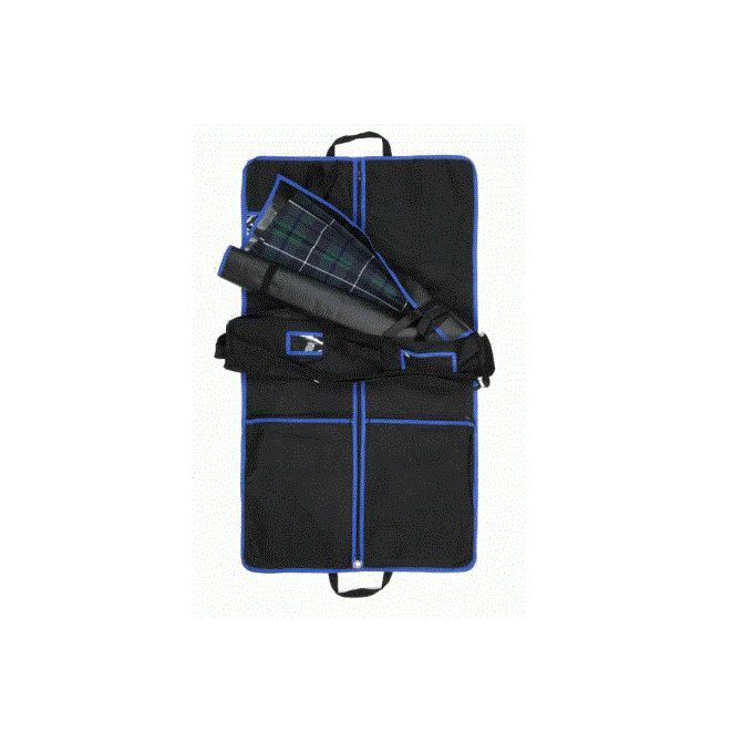 Suit Carrier Bag & Kilt Roll Ideal for Storage and Travelling . . Sold by TartanPlusTweed.com A family owned kilt and gift shop in the Scottish Borders