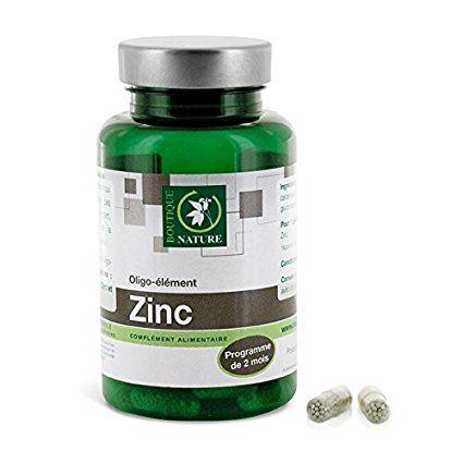 Boutique Nature - Zinc