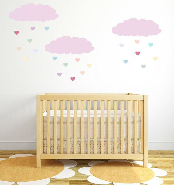 Best  Baby Wall Decals Ideas On Pinterest Baby Wall Stickers - Nursery wall decals clouds
