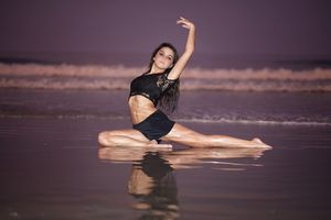beach dance photography myrtle beach
