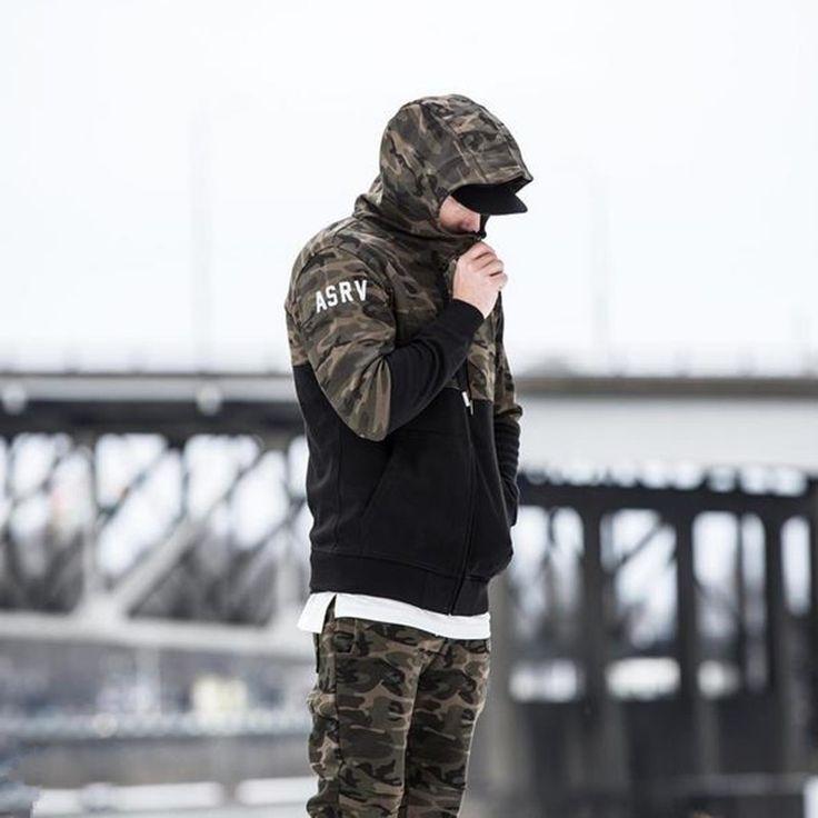 Men Winter Jacket 2018 Warm Coat Thick Fur Collar Parka Slim Fit