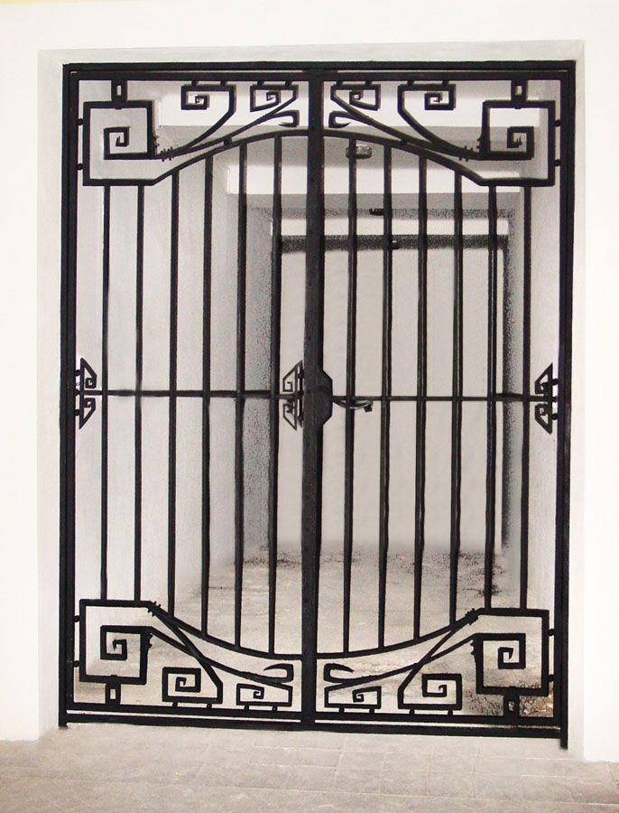 17 Best Images About Deco Gates & Doors On Pinterest