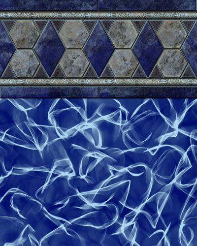 Baden Smoke Swimming Pool Liners, - Tri-City Vinyl, Inc. Find the film at: www.phplastics.com