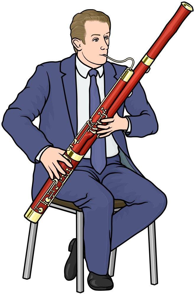 ダブルリードの管楽器:ファゴットの演奏 #ファゴット #バスーン