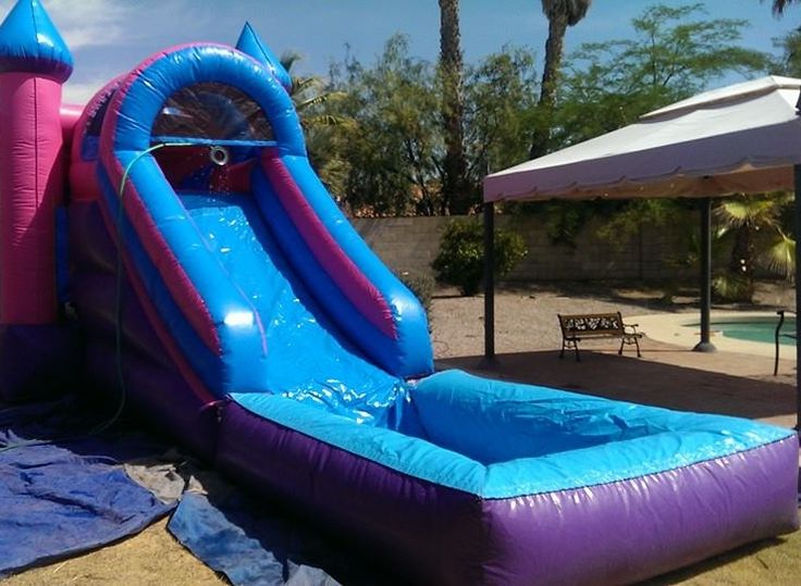 AZ Jolly Jumpers Party Rentals - bounce house rentals and slides for parties in glendale
