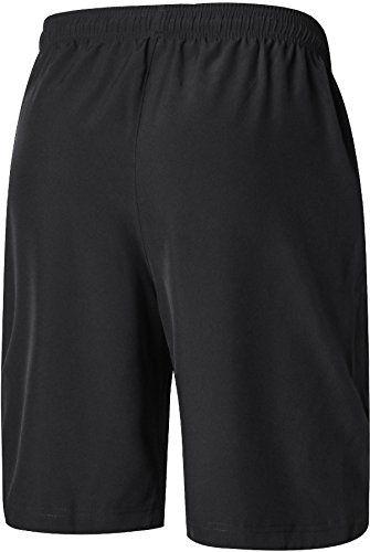 Nice Top 10 Best Men's Workout Shorts With Zipper Pockets - Top Reviews