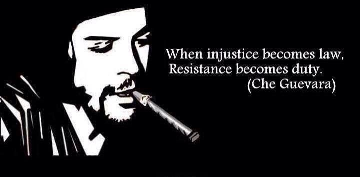 Pin By Tanzeela Niazi On Qoutes Injustice Historical Figures Che Guevara