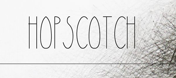 Hopscotch on Behance
