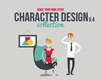 Character Design Animation Toolkit by Premiumilk ., via Behance