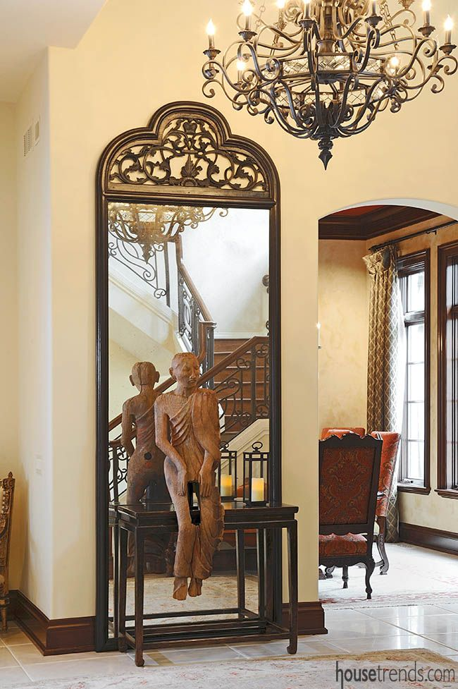 Grand Foyer Mirror : Ideas about foyer mirror on pinterest entrance