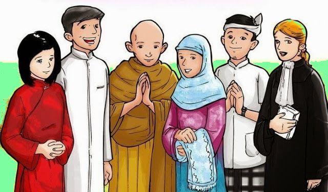 Keberagaman Bangsa Indonesia