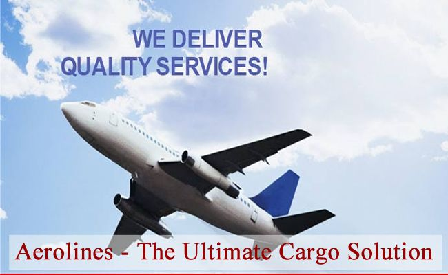 Aerolines - Air freight Services In Swiss Log on to : www.aerolines.ch
