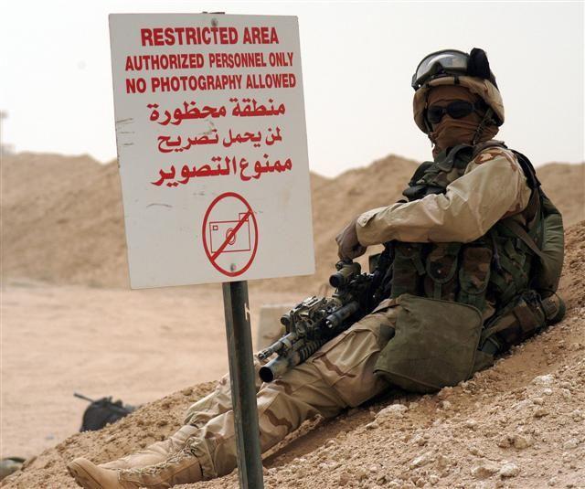 irak war essay