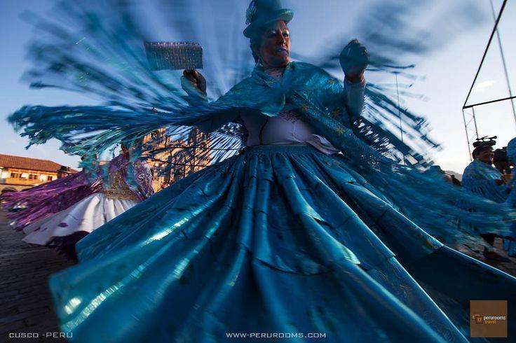 Imposing dances, #Cusco - #Peru