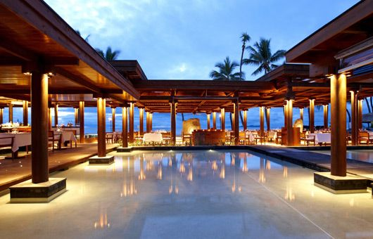 Sheraton Fiji - wish I was back there....
