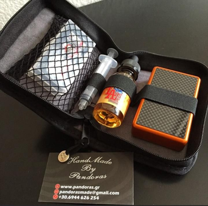 Pandoras box mod case for box mods like Billet box.