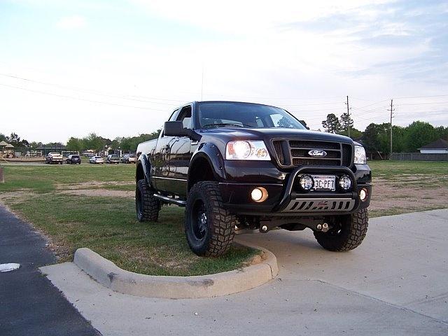 07 ford f 150 stx 4x4 love it