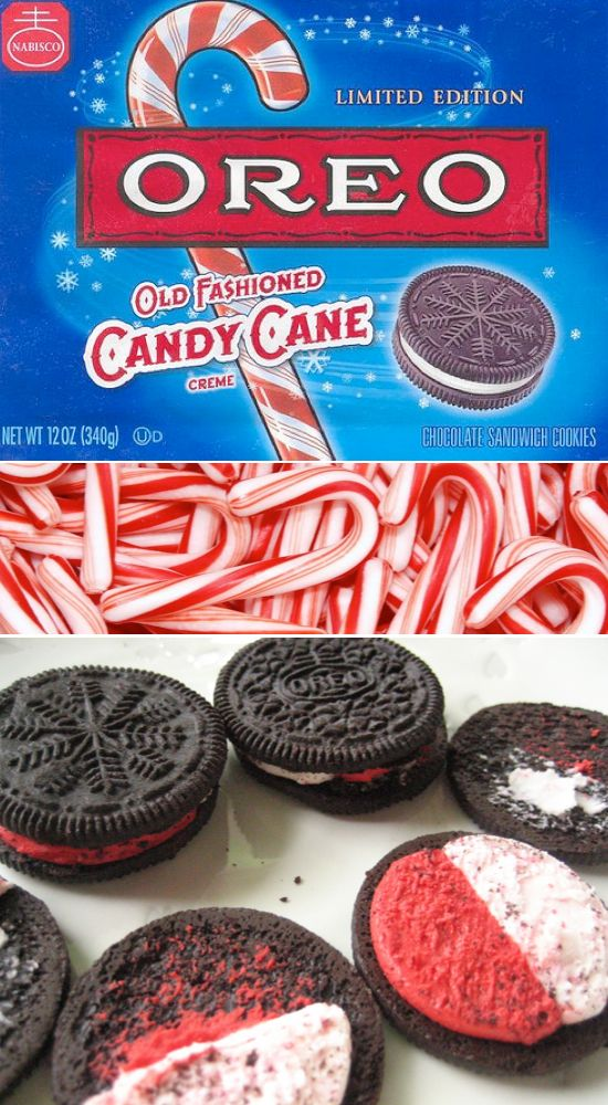 It's the most wonderful time of the yeeeear!!!.... Peppermint & Oreos. Enough said.