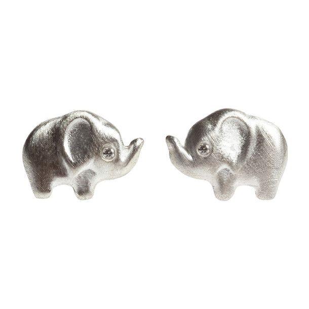 70 best Elephants: Jewelry (earrings) images on Pinterest ...