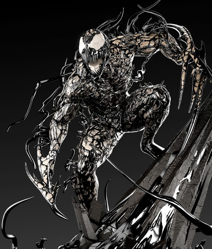 -CLETUS KASADY CARNAGE- by David Molina | Creatures | 3D | CGSociety
