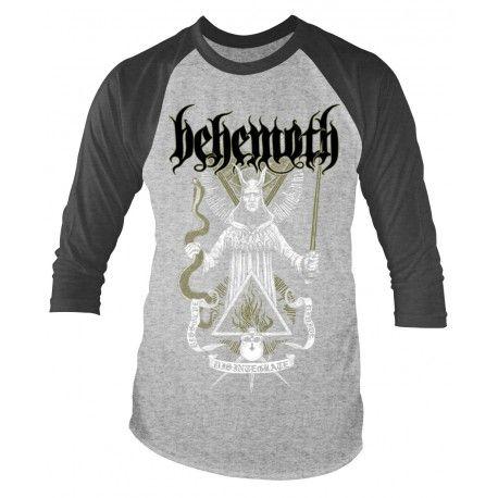 Tricou Maneca 3/4 Behemoth: Disintegrate