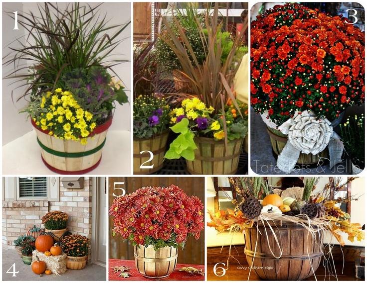 themed gift baskets ideas   Addy Lou Creates: Creative Friday 5 {Bushel Baskets}