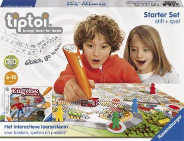 Tiptoi Starterset Stift met Spel