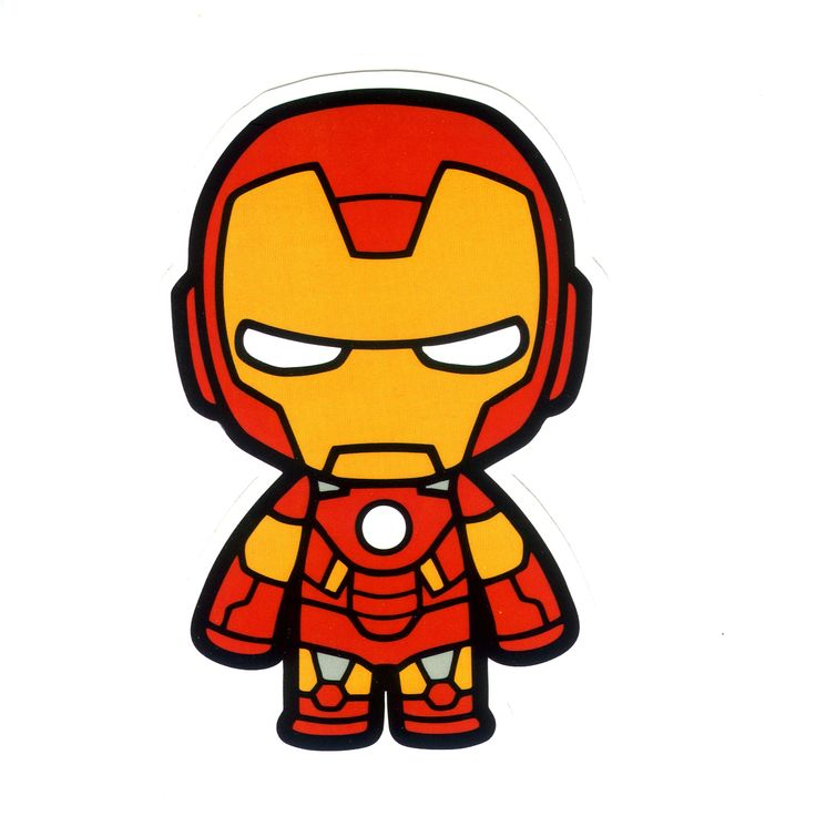 1270 iron man clip art height 8 cm decal sticker decalstar