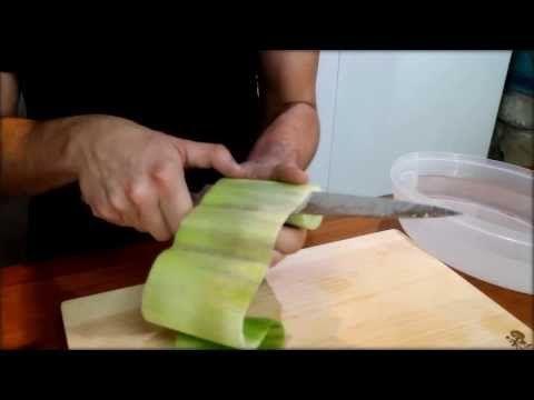 Cucumber Sushi Roll Recipe - Japanese Food Recipe