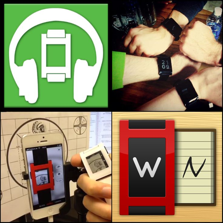 'Tis the season for sweet Pebble apps like MusicBoss, PebbleCam, and WatchNote. What are your faves?