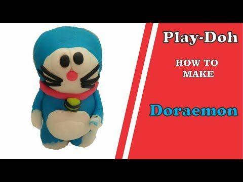 DORAEMON TUTORIAL HOW TO MAKE DORAEMON