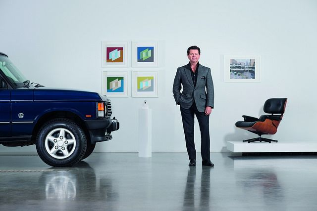 45 Years of Range Rover – A Design Icon – In Discussion with Gerry McGovern
