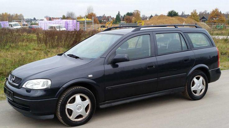 Opel Astra Kombi, Automatik, TÜV neu, viele neue Teile