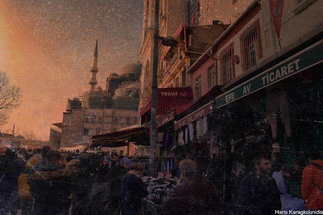 Haris Karagkounidis: Istanbul 2018-Out of frame