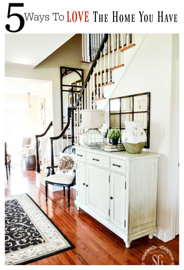 256 best HOME IDEAS images on Pinterest | Farmhouse decor ...