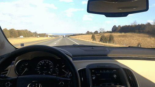 Rental Car Review:  Gas Mileage Comparison between 18 Road Trip Vehicles