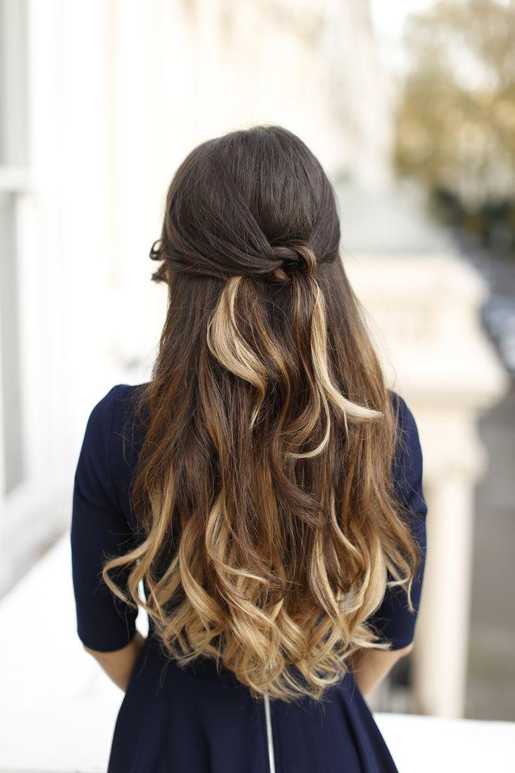 20 Quot Classic Ombre Blonde Clip Ins 20 Quot 160g Hair