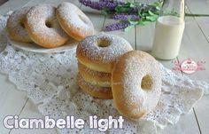 Ciambelle light (165 calorie l'una)