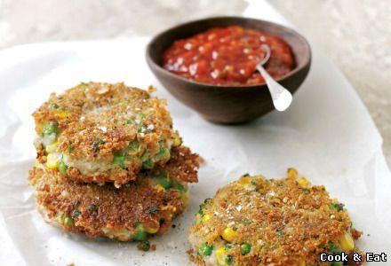 Постные индийские котлеты - 24 Февраля 2015 - Cook and Eat