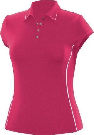 Tail Women's Game Point Polo-Small-Pink Set Tail. $29.95