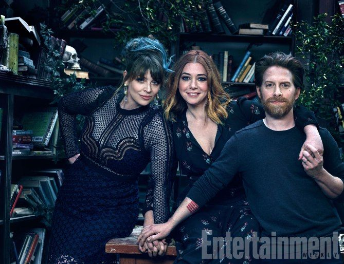 The Scooby gang is back together for the first time in more than a decade