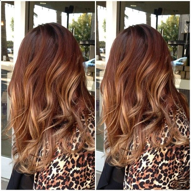1003 best Ombre and colored hair images on Pinterest