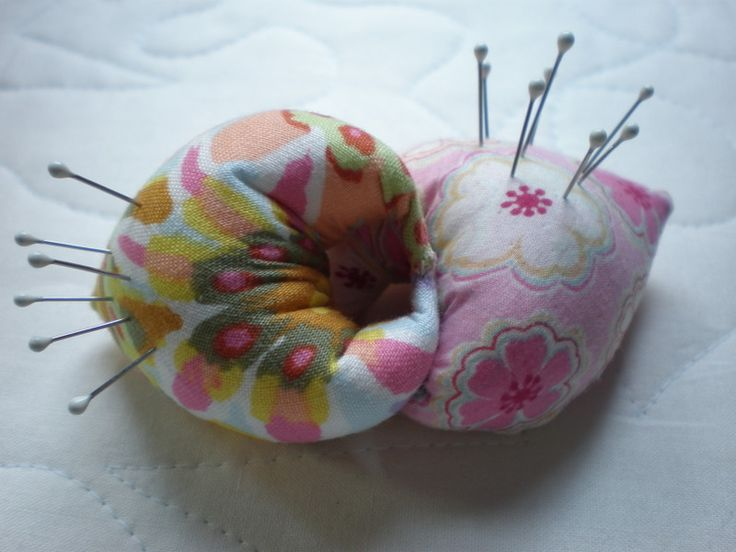 Pointer Finger Pincushion