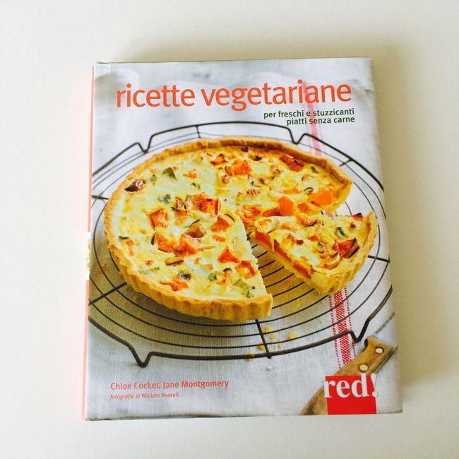 La libreria di Iaia: Ricette Vegetariane di Chloe Cocker e Jane Montgomery