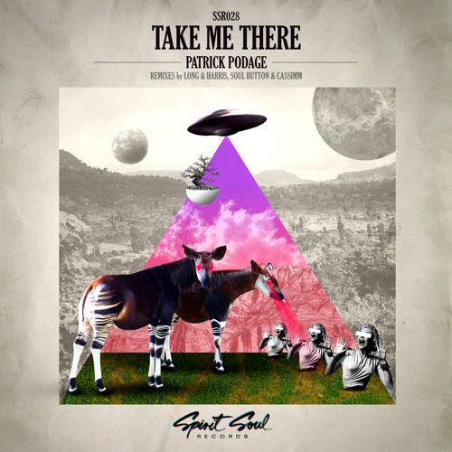 Patrick Podage - Take Me There (Original Mix)