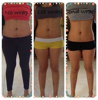 78 best images about It Works! Body Wraps Stomach Before