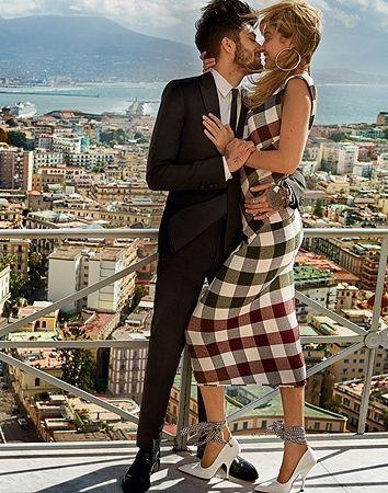 Zayn Malik and Gigi Hadid pose in Vogue May 2016 photo shoot! Click through for the pics